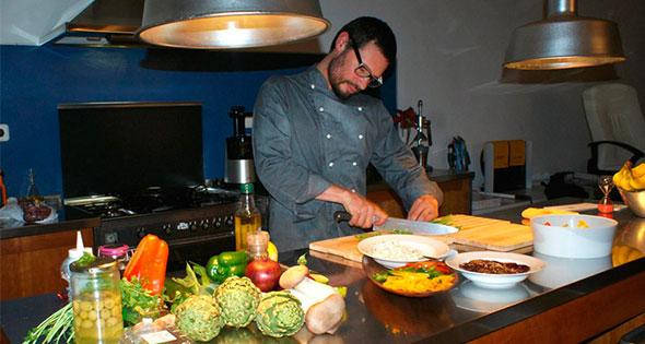 cocina en casa