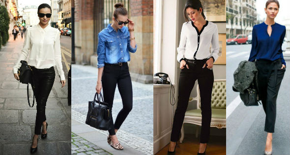 Outfits casuales 2017 mujer