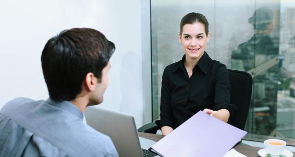 preguntas en entrevista de trabajo