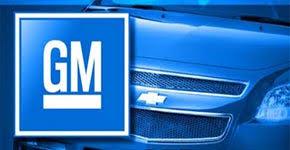Coche de marca GM