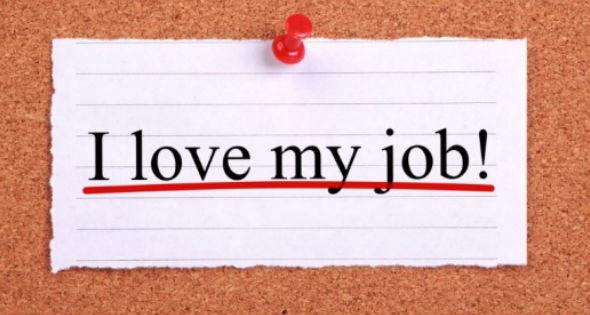 Amor por el trabajo