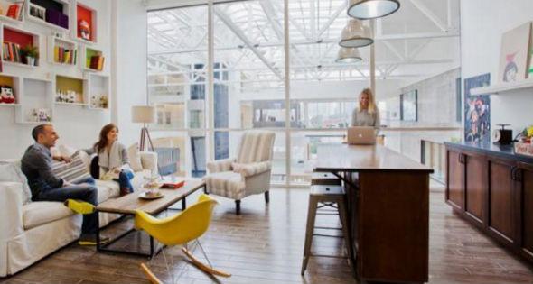las oficinas más bonitas