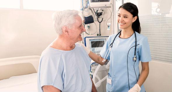 Técnico enfermería