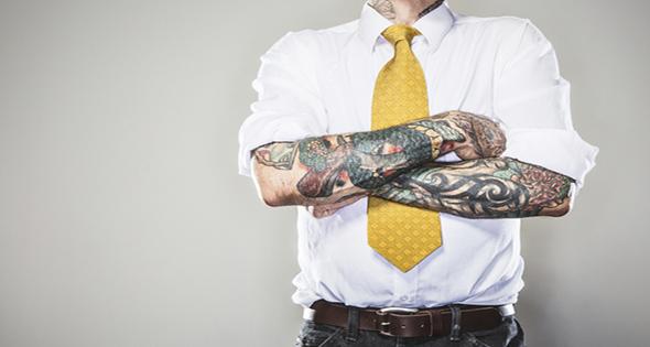 discriminación por tatuajes