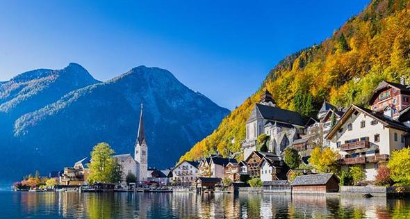 Austria Paisaje