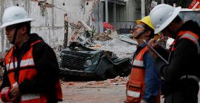 Catastrofe de terremoto