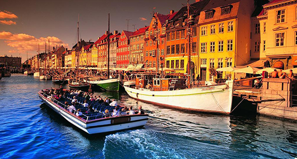 Dinamarca Paisaje