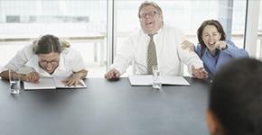 Que no hacer en la entrevista de trabajo