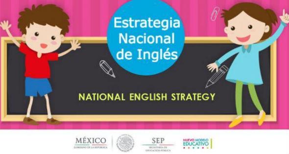 Estrategia Nacional de inglés