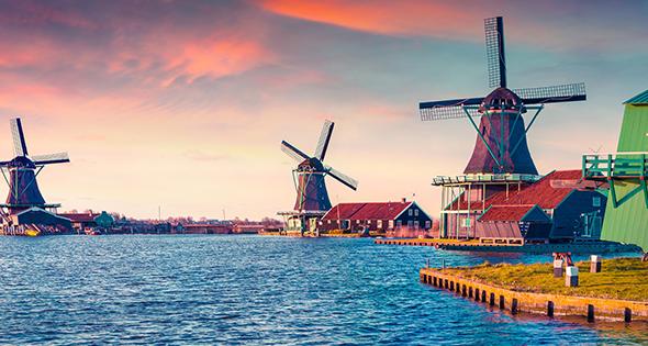 Holanda Paisaje