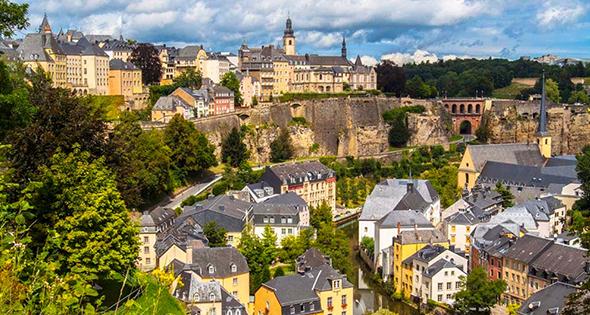 Luxemburgo Paisaje