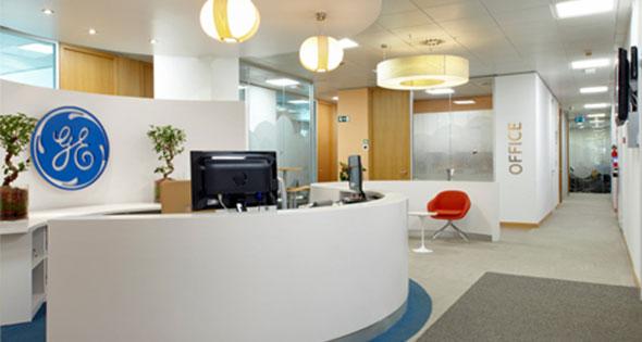 oficinas de GE