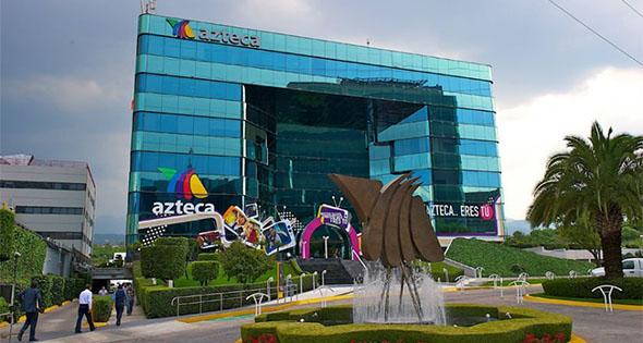 Instalaciones de TV Azteca