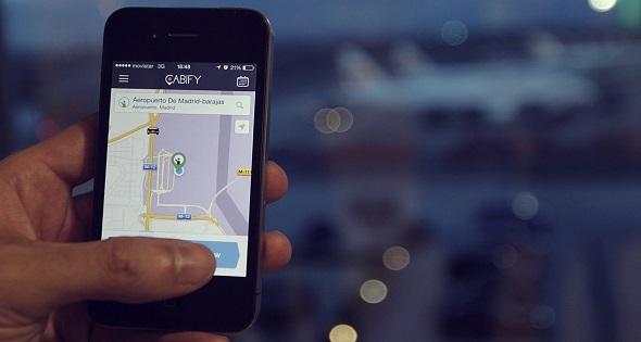 Uber, Cabify o EasyTaxi