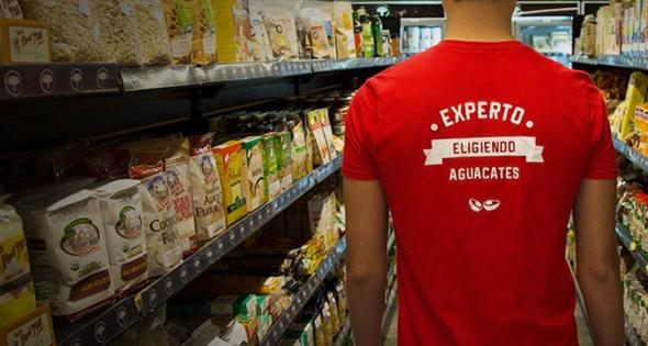 Personal shopper rappi