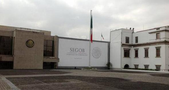 Edificio de la secretaría de gobernación