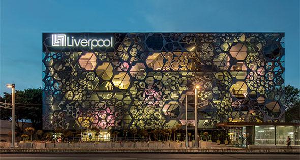 Tienda Liverpool Insurgentes