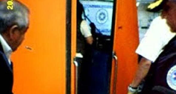 Vigilantes del Metro