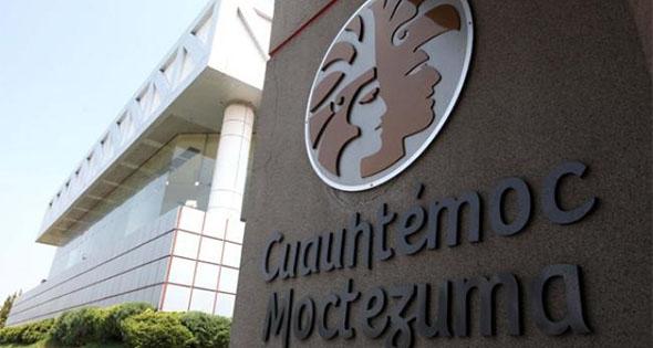 Oficinas cervecería Cuauhtémoc Moctezuma