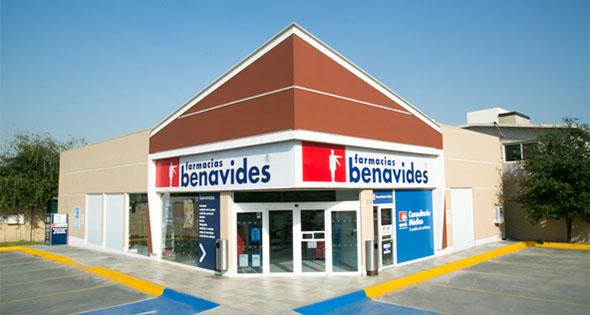 Sucursal Farmacia Benavides