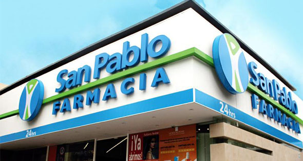 Sucursal Farmacia San Pablo