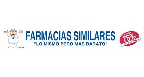 Logo farmacias similares