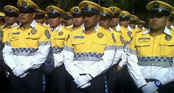 Convocatorias para ser policia de transito