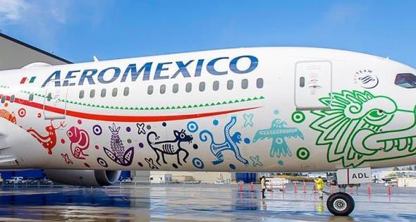 Accede a trabajar a Aeroméxico
