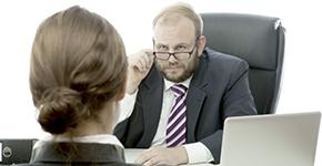 5 actitudes por las que no serás contratado en una entrevista