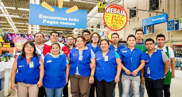 Se parte del mejor equipo en el area de supermercados