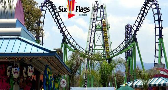 Conoce todos los beneficios de trabajar en Six Flags