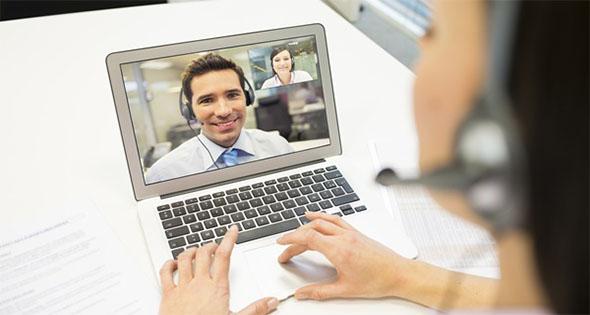 Sé un experto en entrevistas online