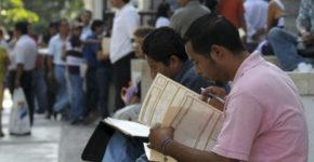 Feria de empleo en Guanajuato