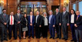 Reunión de Nestlé y México