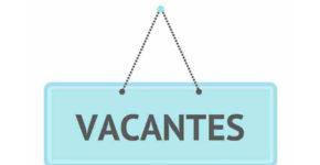Puestos vacantes en Oficina Empleo