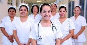 Enfermeras mexicanas