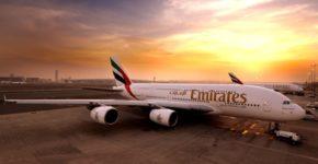 Emirates aterrizará en México
