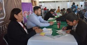 Feria de empleo en Zacatecas